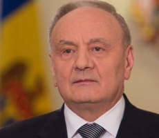 Президент Молдовы выразил соболезнования французским гражданам в связи с авиакатастрофой