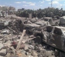 В Йемене развернулось масштабное военное противостояние
