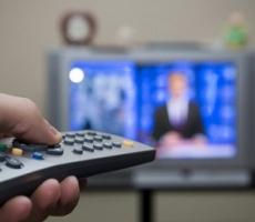 Воронин предлагает запретить в Молдове трансляцию российских программ