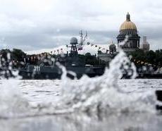 В этом году ко Дню Победы будет парад боевых кораблей
