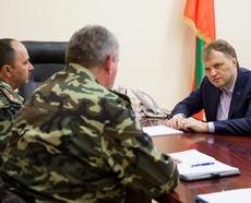 Полковник Юрий Забасин назначен на должность зам. министра обороны ПМР