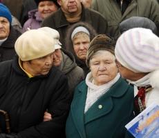 Приднестровские пенсионеры в шоке - они получили сокращенную пенсию