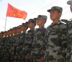 Китайские военные десантировались в Йемене