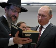 Президент России поздравил евреев с праздником Песах