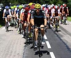 В Приднестровье прошел первый этап чемпионата по велоспорту