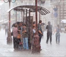 Приднестровье и Молдову накрыли ливневые дожди