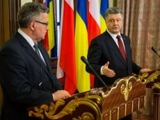 Польша поддерживает идею введения миротворцев на Донбасс