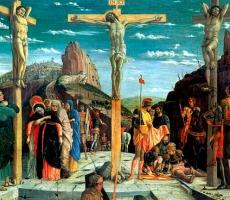 Православные скорбят в страстную пятницу