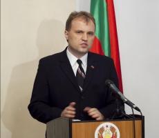 Евгений Шевчук: Приднестровье не нацелено на решение проблем военным способом