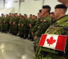 Канадский военных отправят в Украину