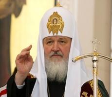Патриарх Кирилл: Христос Воскресе