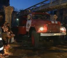 В Кишиневе в Пасхальную ночь вспыхнул пожар в церкви Святого Дмитрия