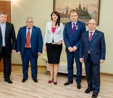 Тирасполь посетила делегация фракции Коммунистической партии России в ГосДуме РФ