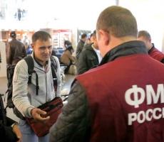 Льготный режим пребывания украинцев в России отменят с 1 августа