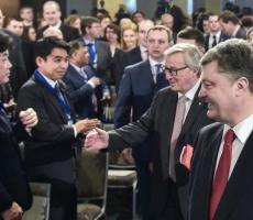 Президент Украины назвал отрасли, перспективные для инвестиций в Украину