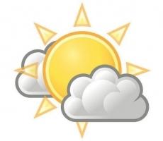 В ближайшие будни в ПМР ожидается облачная погода