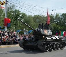 Приднестровье отметит 9 мая без военного парада