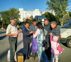 Молодежь Приднестровья чтит память героев Великой Победы