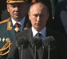 Владимир Путин поздравил народ с Днем Победы!