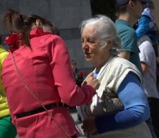 Тираспольчане отметили 70-ю годовщину Великой Победы