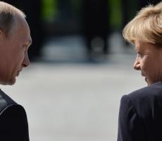 Путин: в отношениях России и Германии есть проблемы