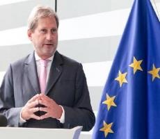 ЕС выдаст гранты по 150 млн. евро Молдове, Украине и Грузии