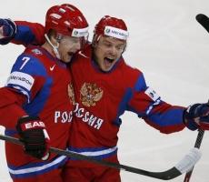 Сборная России по хоккею разгромила сборную США