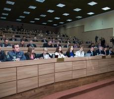 20 мая в Парламенте Приднестровья будет заслушан отчет Правительства за 2014 год