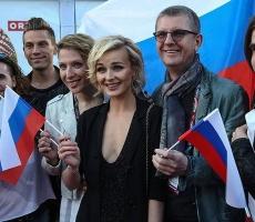 """Полина Гагарина вышла в финал """"Евровидения-2015"""""""