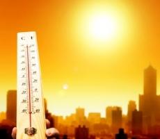 В Приднестровье ожидается резкое повышение температуры воздуха