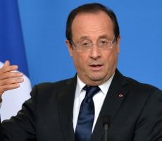 Олланд призвал оказать давление на Россию
