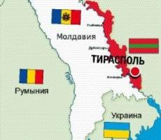 Война с Востока Украины может перенестись в Приднестровье