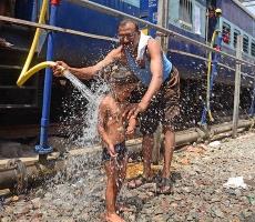 В Индии от аномальной жары пострадало более 500 человек