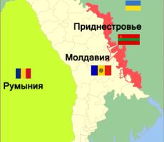 Ответ Приднестровья Украине и Молдове будет адекватный