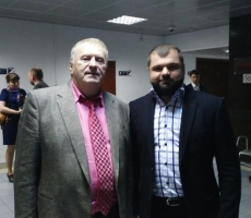 Сопредседатель Народной Рады Бессарабии посетил Госдуму России
