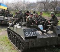 Бронетехника Украины перемещается в сторону Приднестровья