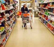 В Украине спрос на российские товары сократился на 75%
