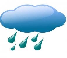 В ПМР ожидаются грозы и кратковременные дожди