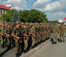 Приднестровье поставит под ружье до 50 тысяч резервистов