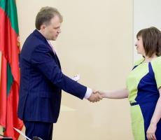 Евгений Шевчук назначил нового судью Тираспольского городского суда