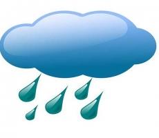 В ночь с 4 по 5 июня в ПМР пройдут дожди и грозы