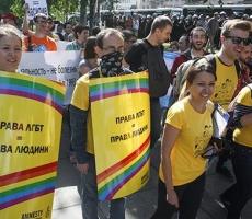 В Киеве Правый сектор разогнал гей-парад