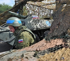 Российские военные проведут учения в Приднестровье