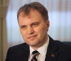 Евгений Шевчук поздравил работников Конституционного суда ПМР с профессиональным праздником