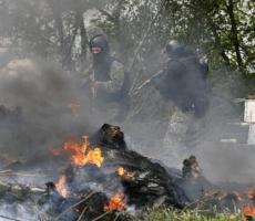 Накануне вечером украинские силовики снова обстреляли Донецк
