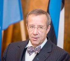 Президент Эстонии: Украина похожа на грабителя-шантажиста