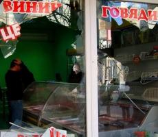 Украина объявила торговую блокаду Донецкой и Луганской республикам