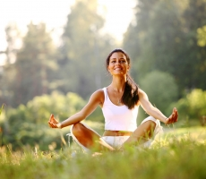 Йога - это философия мира, гармонии и добра