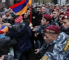 """Армения начинает свой """"Майдан"""""""