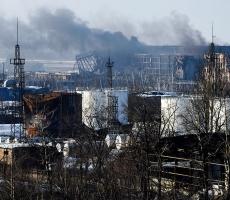 В Донецке может произойти техногенная катастрофа